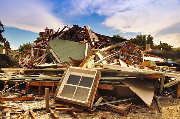 Steve Mostyn Hurricane Rita Storms